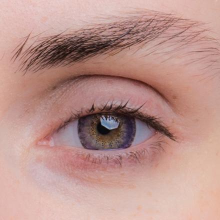 Цветные линзы EOS Briller Violet
