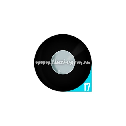 Карнавальные линзы Lensmam Royal Black_ex.Black Titan mini